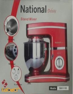 National delux stand mixer - 1000W - 5.2L - SM1110 Model