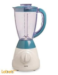 Sona blender - 400Watt - 1.5Liter - SB-3043C Model