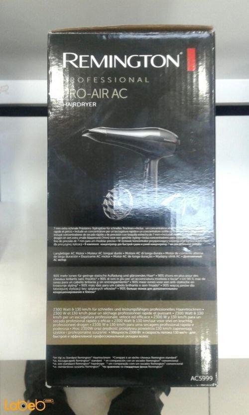 مجفف الشعر ريمنتجون موديل AC5999