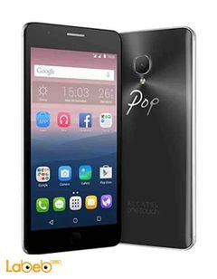 Alcatel Pop UP smartphone - 16GB - 4G - 5inch - Black color