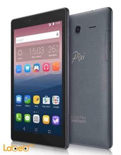 Alcatel pixi 4 Tab - 16GB - 7 inch - Wi-Fi - 3G - black color
