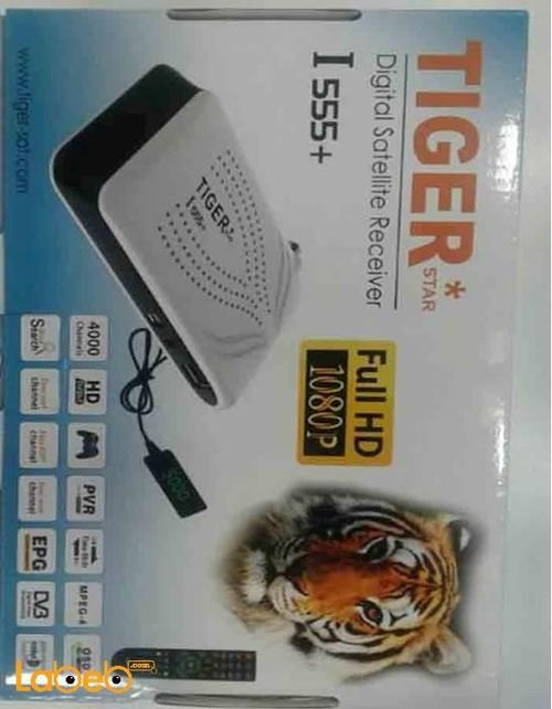 Tiger star receiver I 555+ Full HD