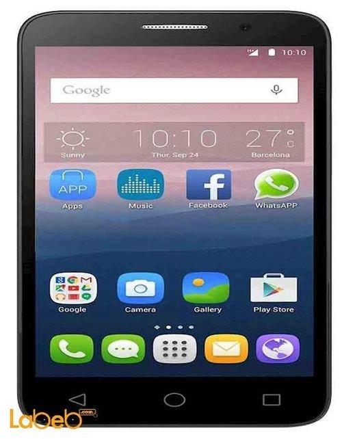 Alcatel Pop3 (5.5) smartphone black color