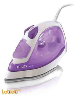 Philips Steam Iron - resistant lime - 2200W - Model GC2930/02