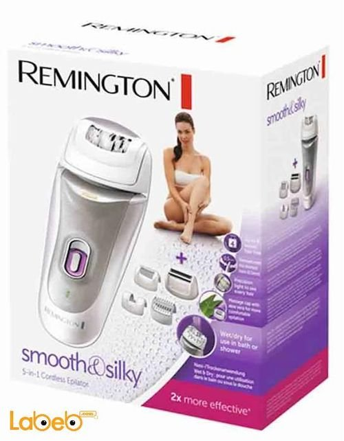 ماكينة ريمنجتون لازالة الشعر الزائد EP7030