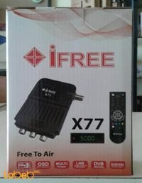 رسيفر ifree X77