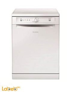 Ariston dish washer - 13 Seats - White - LFb 5b010ex