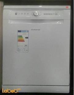 Ariston dishwasher - 14 seats - White - LFK7M019XEX