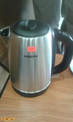 Philips Kettle - 2200Watt - 1.7L - Silver - HD9320 model