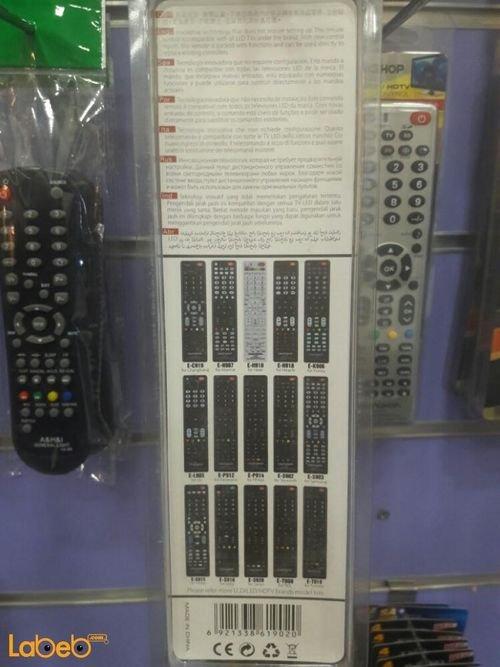 TCL chunghop Television Remote control E-T908