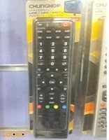 TCL chunghop Television Remote control E-T908 black