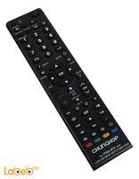 جهاز تحكم عن بعد للتلفزيون chunghop PHILIPS أسود موديل E-S914