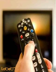 National Dream Television Remote control - Black color
