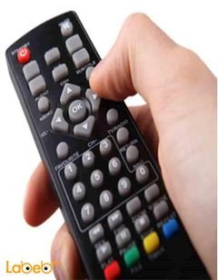 Vestel Television Remote control - Black color