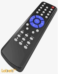 National Electric Television Remote control - Black color
