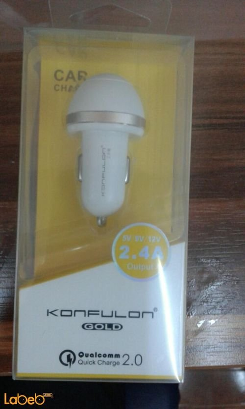 Konfulon quick charge C26 model