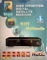 Royal R200 IPTV-HD BOX