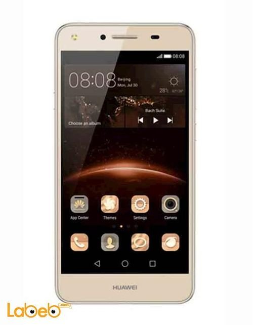 HUAWEI Y5ii Smartphone 8GB 5 inch 8MP gold color