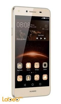 HUAWEI Y5ii Smartphone - 8GB - 5 inch - 8MP - 4G - gold color