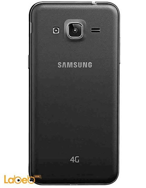 BACK Samsung Galaxy J3 (2016) smartphone Black