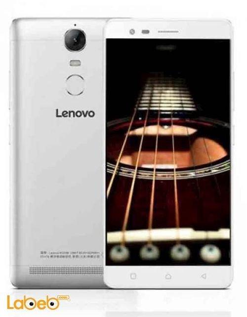 موبايل لينوفو k5 نوت 32 جيجابايت رمادي موديل A7020a48