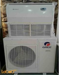 GREE Split air conditioner - 1.5 Ton - white - GTH18K3BI model