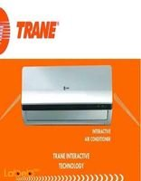 TRANE split air conditioner 2 ton 4MW0524AB0R0AA model