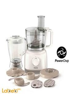 Philips Daily Collection Food processor - 2.1L - 650Watt - HR7628