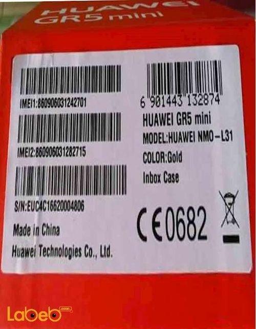 Huawei GR5 MINI smartphone NMO-L31