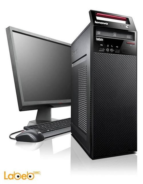 كمبيوتر مكتبي لينوفو 18.5 انش شاشة LCD موديل Li1931ewa Wide
