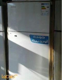 Benkon Refrigerator top freezer - 344L - White - BEN-4500 W