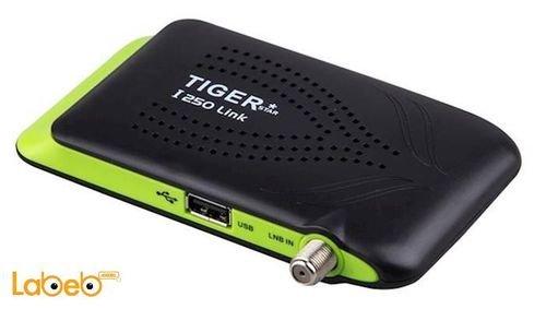 رسيفر تايجر فل اتش دي 1080 بكسل موديل I250 Link