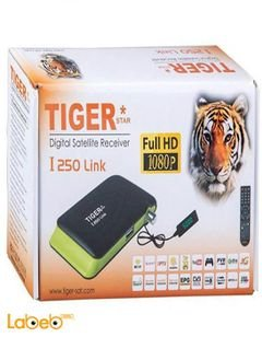 Tiger Digital satellite receiver - Full HD 1080p - I250 Link