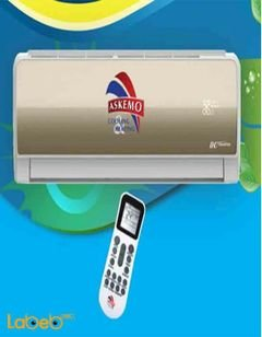 Askemo split air conditioner - 1.5 ton - ASW-H18A4/LRR1DI-EU model