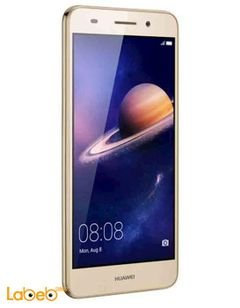 Huawei Y6ii smartphone - 16GB - gold color - CAM-L21 model