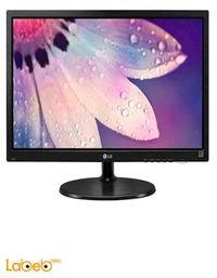 شاشة إل إي دي للكمبيوتر ال جي 19 انش فل اتش دي 19M38A-B