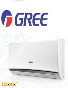 GREE Split air conditioner - 1 Ton - white - GM12LO-V model