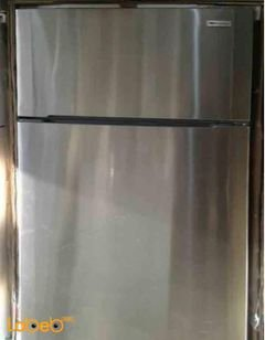 National Electric Refrigerator top freezer - 294L - Stainless
