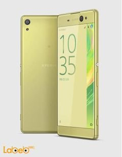 Sony Xperia XA Ultra smartphone - 16GB - HD - Lime Gold color