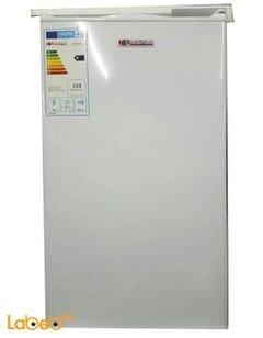 National Electric mini bar Refrigerator - 91L - White - 100te6
