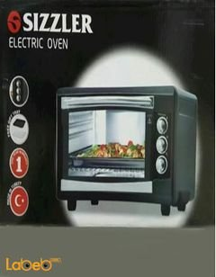 Sizzler Electric oven - 220C - Black color - seo4200b