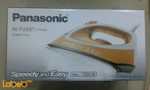 Panasonic steam iron 1550 Watt NI-P250T