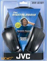 سماعة راس JVC مناسبة لCD/DVD موديل HA-G101