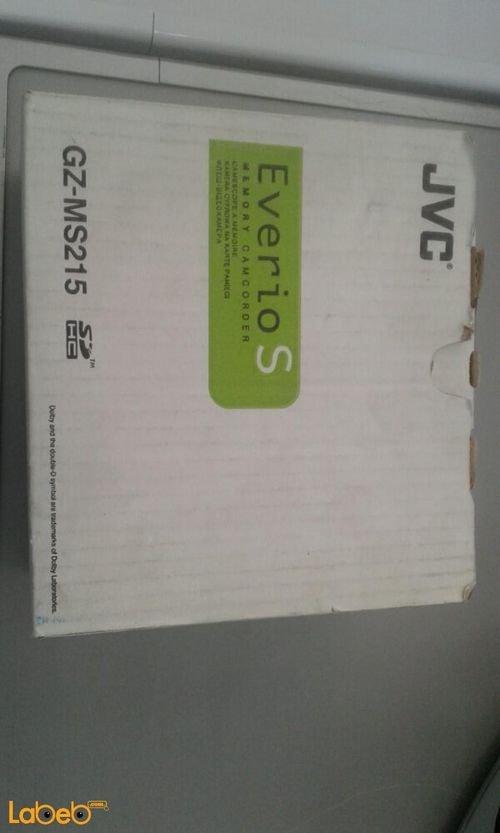 كاميرا فيديو JVC Everio موديل GZ-MS215