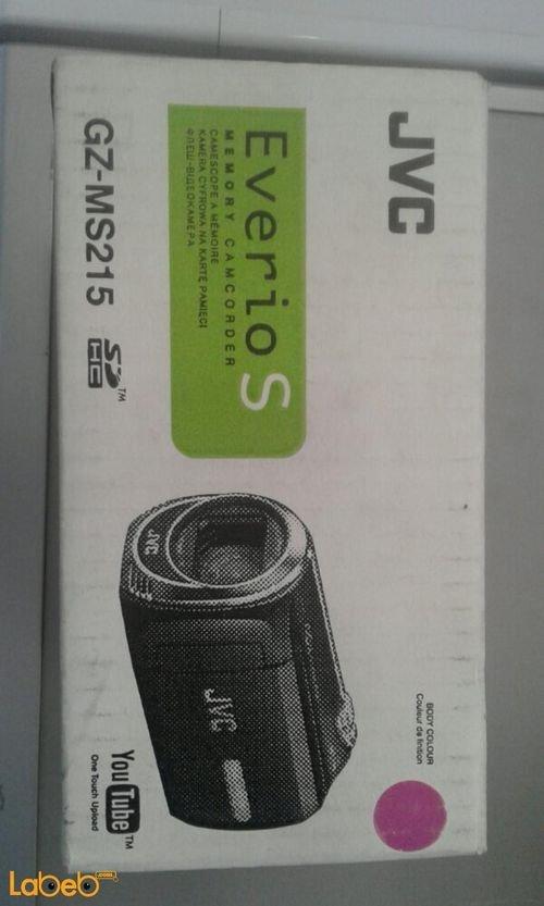 كاميرا فيديو JVC Everio GZ-MS215
