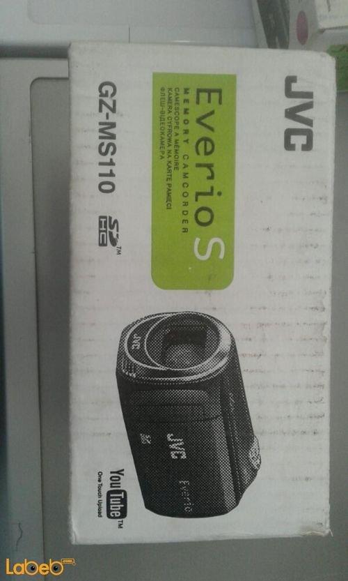 كاميرا فيديو JVC Everio شاشة 2.7 انش موديل GZ-M110