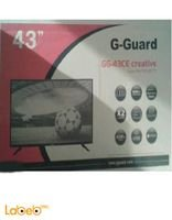G-Guard LED TV 43inch GG-43 CE