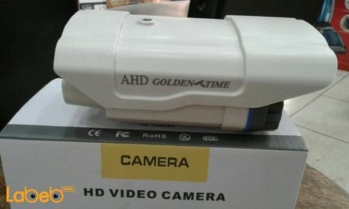 Golden time AHD IR color ccd camera 3.6mm GT-2431+0130