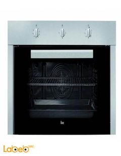 Teka gas built in oven - 90 cm size - Silver -  HGS 930 model