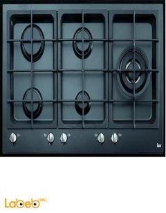 Teka gas hob - 90 cm - black color - EW 90 5G AI AL TR CI model